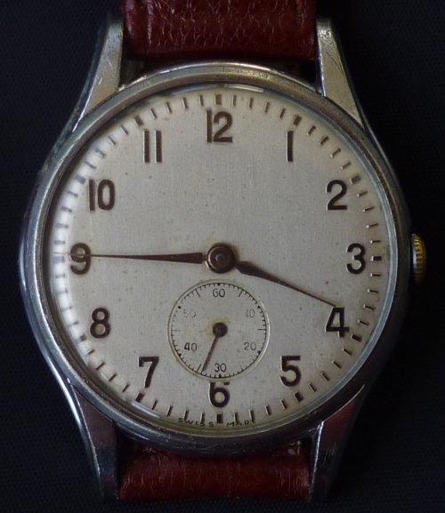 orologio polso antico
