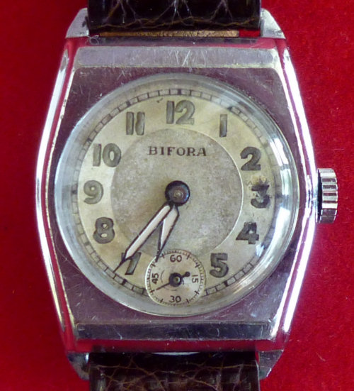 Bifora 15 Jewels 1940